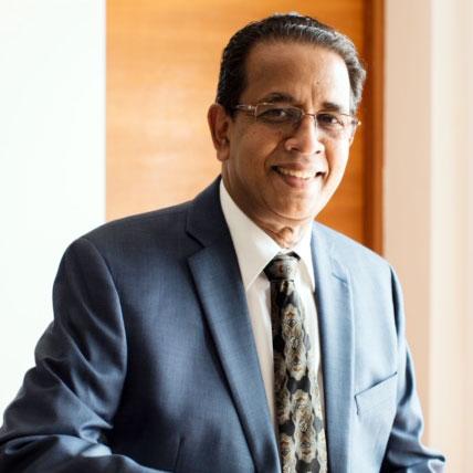 Dr. Bashi V Velayudhan : Junior Vice President